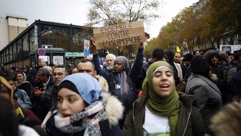 Why the French Left Has a Problem with Islamophobia
