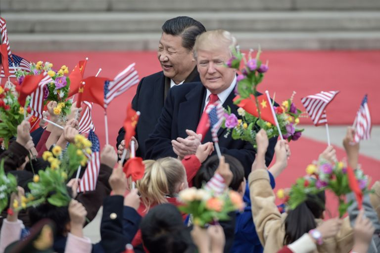 Meet the Trump Supporters of China