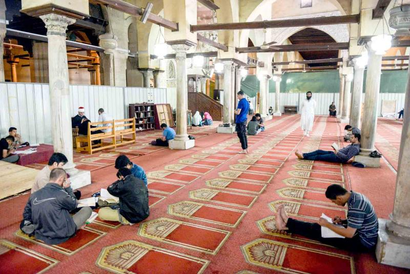 Authorities Remove and Ban Ten Muslim Brotherhood's Preachers from Mosques