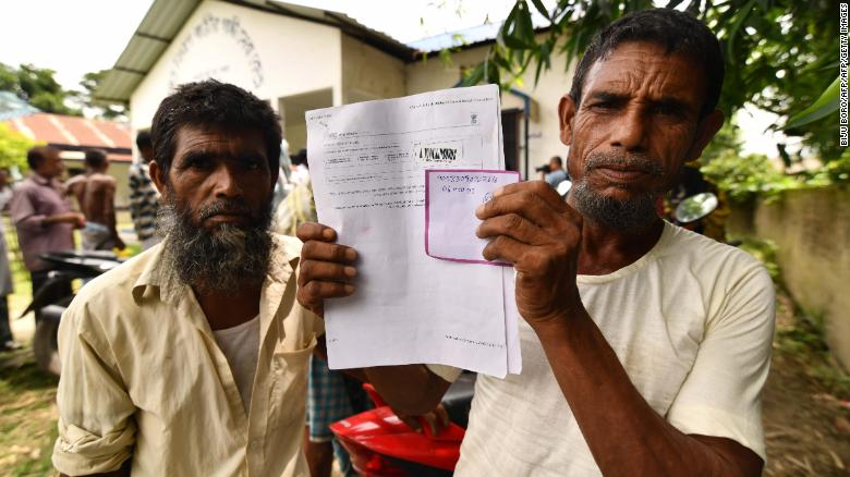In Hindu-Nationalist India, Muslims Risk Being Branded Infiltrators in Their own Country