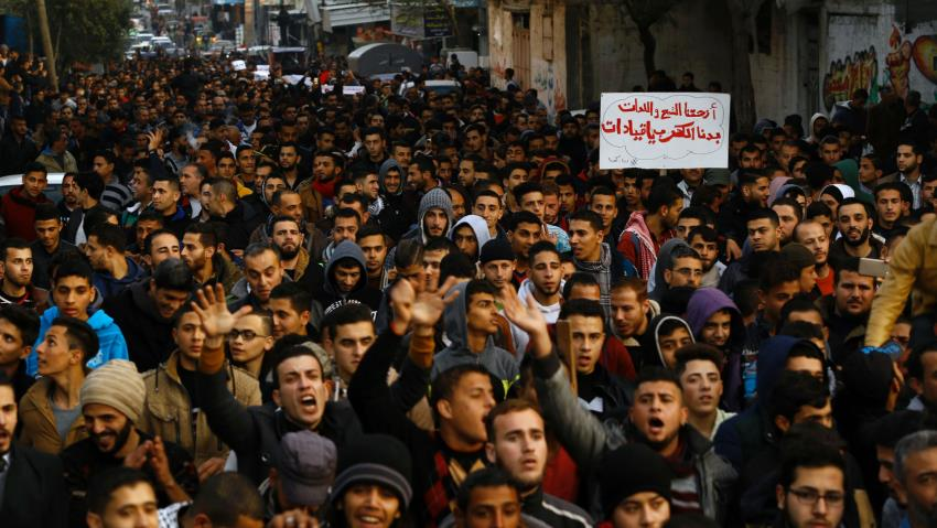 Facing Years of Repression, Palestinians Continue to Flee Gaza