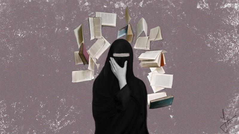 Women under ISIL: The Teacher