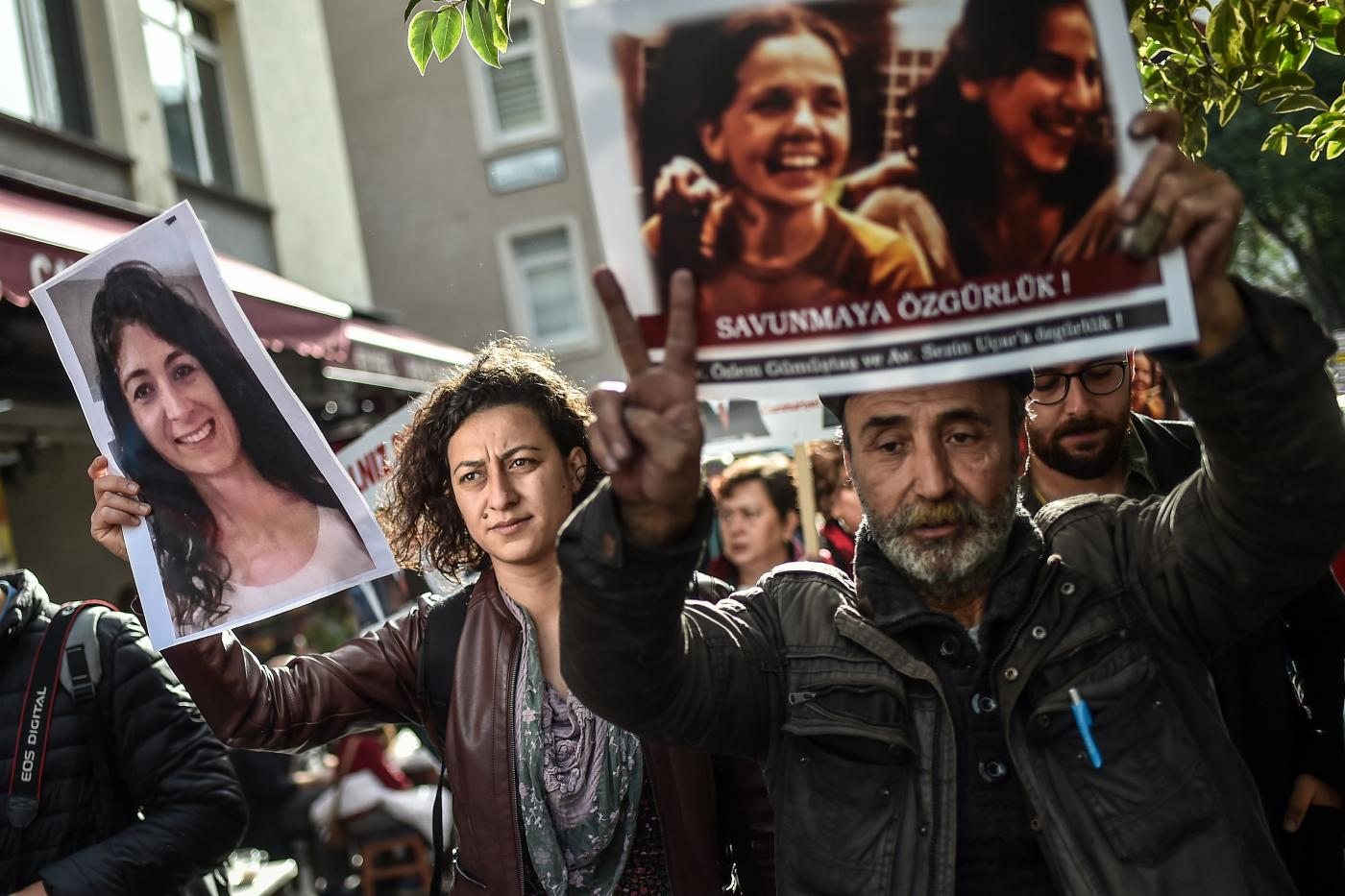 Turkey, Saudi Arabia and Egypt Among Worst Jailers of Journalists, Report Says