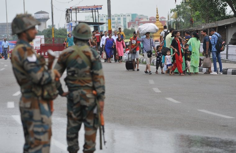 India Is Escalating Kashmir Conflict by Painting It as Terrorism