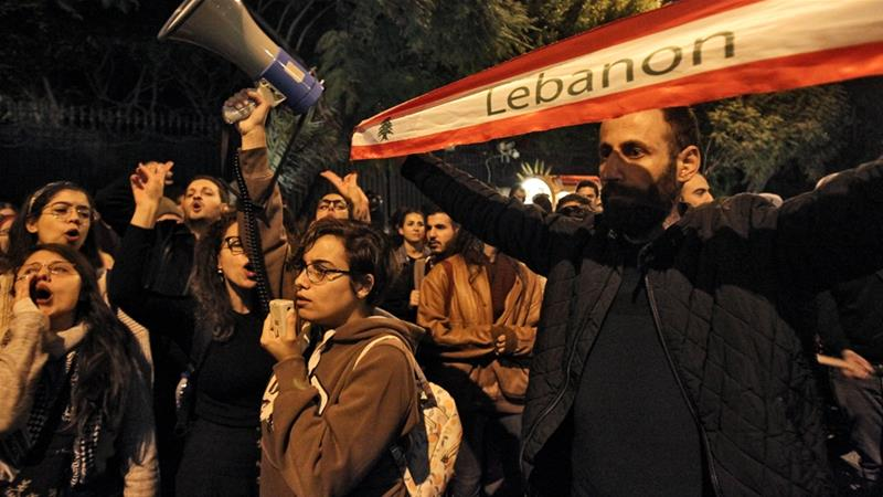 As Lebanon's Post-War System Dies, a New One Struggles to Be Born