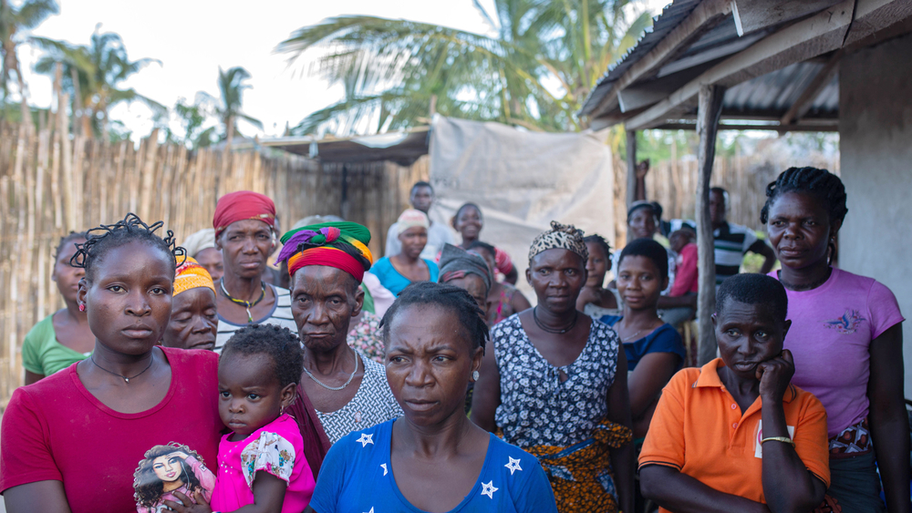 Fear, Hunger, and Mystery Killers Stalk Mozambique's Cabo Delgado