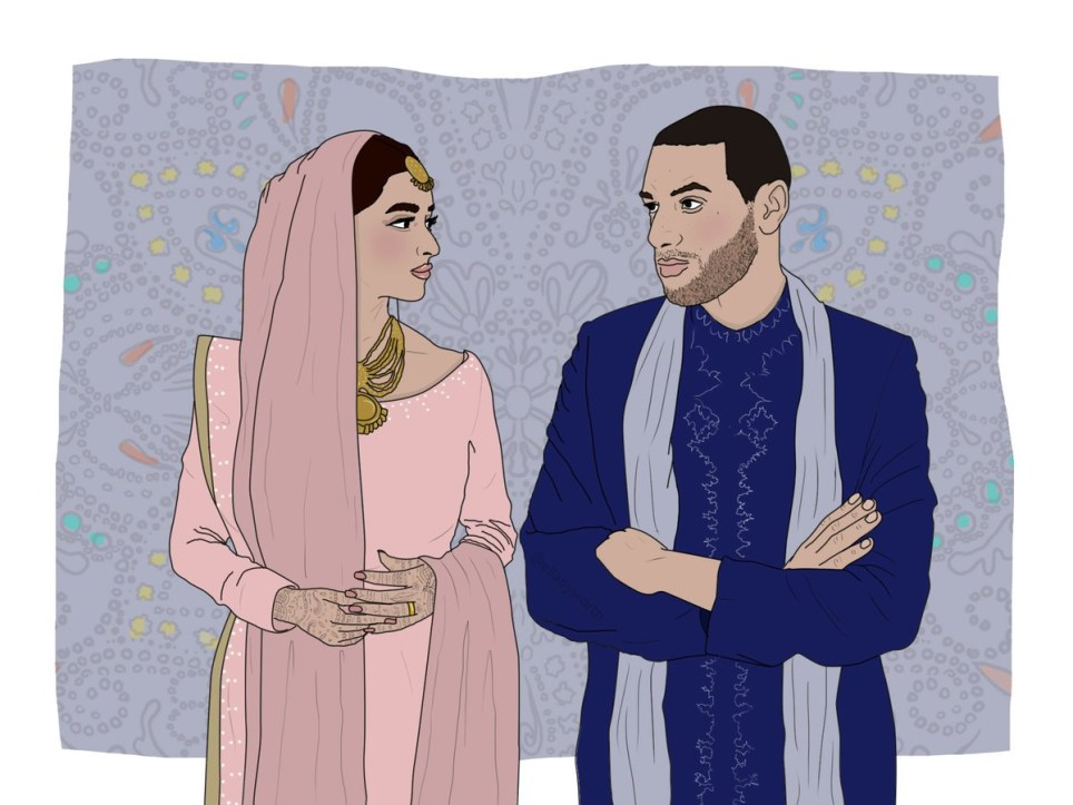 Muslim Men Open up About the Financial Strain of Extravagant Weddings