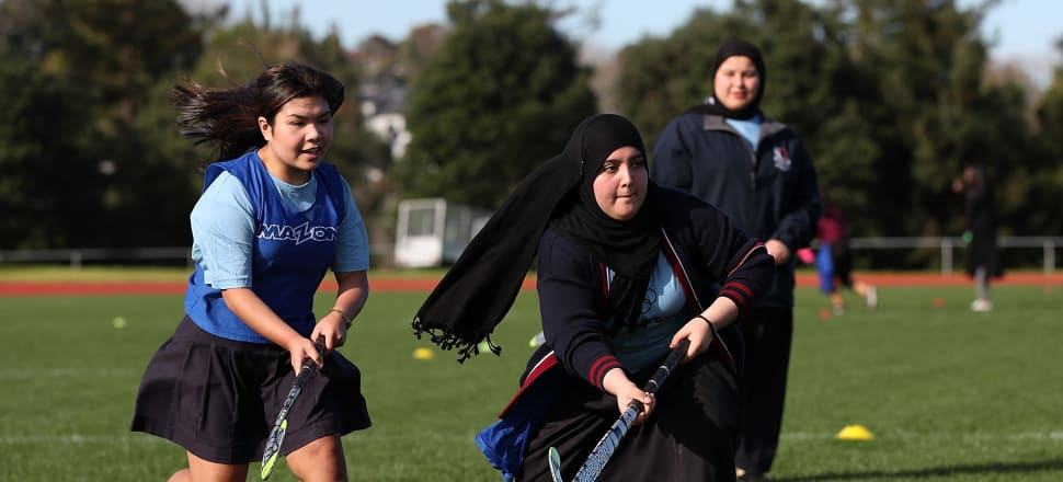 Making Safe Spaces for Muslim Women to Play