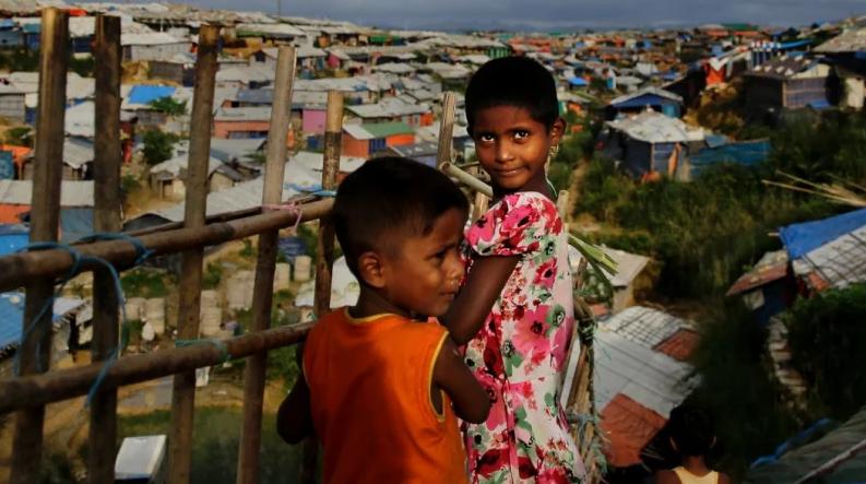 Nearly Half a Million Rohingya Kids Blocked from Schooling by Bangladesh