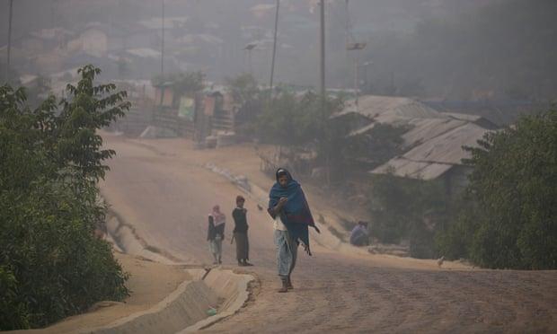 Myanmar's Rohingya Say 'World Will Judge' Suu Kyi's Denial of Genocide