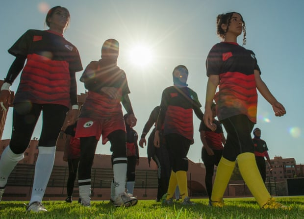 Women's Rugby in Morocco – a Photo Essay