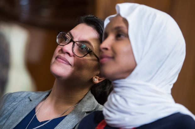 Revealed: Ilhan Omar and Rashida Tlaib Targeted in Far-Right Fake News Operation