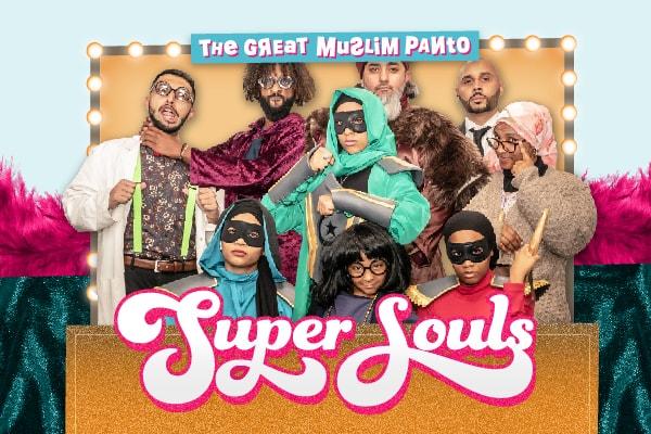 Smash Hit Muslim Pantomime to Tour UK This December!