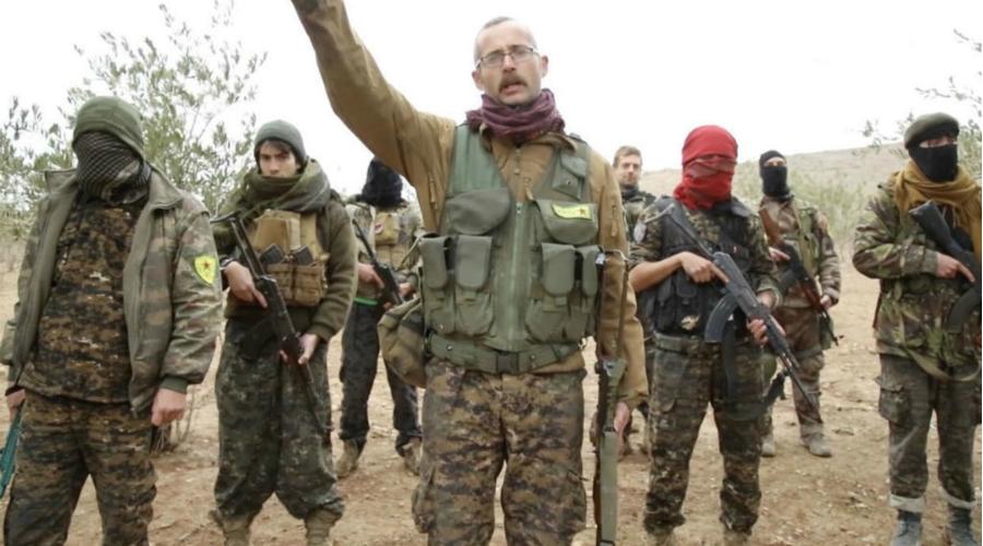 America's Anti-Islamic State Volunteers