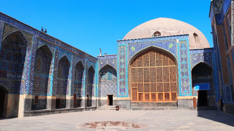 Iran's Cultural Treasures Have Been Threatened by Trump. Here Are Some of Its Most Important Sites