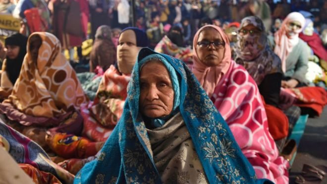 Shaheen Bagh: The Women Occupying Delhi Street Against Citizenship Law