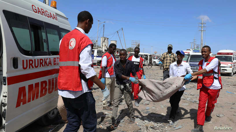 Somalia Bomb Death Toll Rises to at Least 80