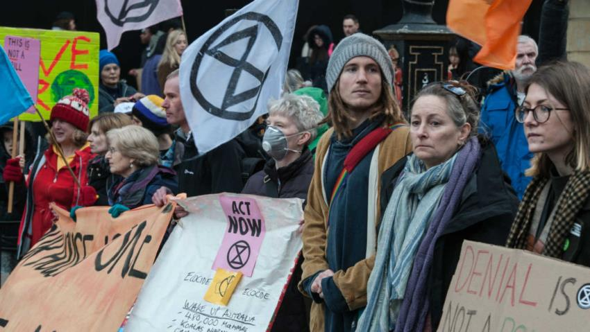 Take It From Britain's Muslims, It's Not Extinction Rebellion That's the Problem, It's Prevent