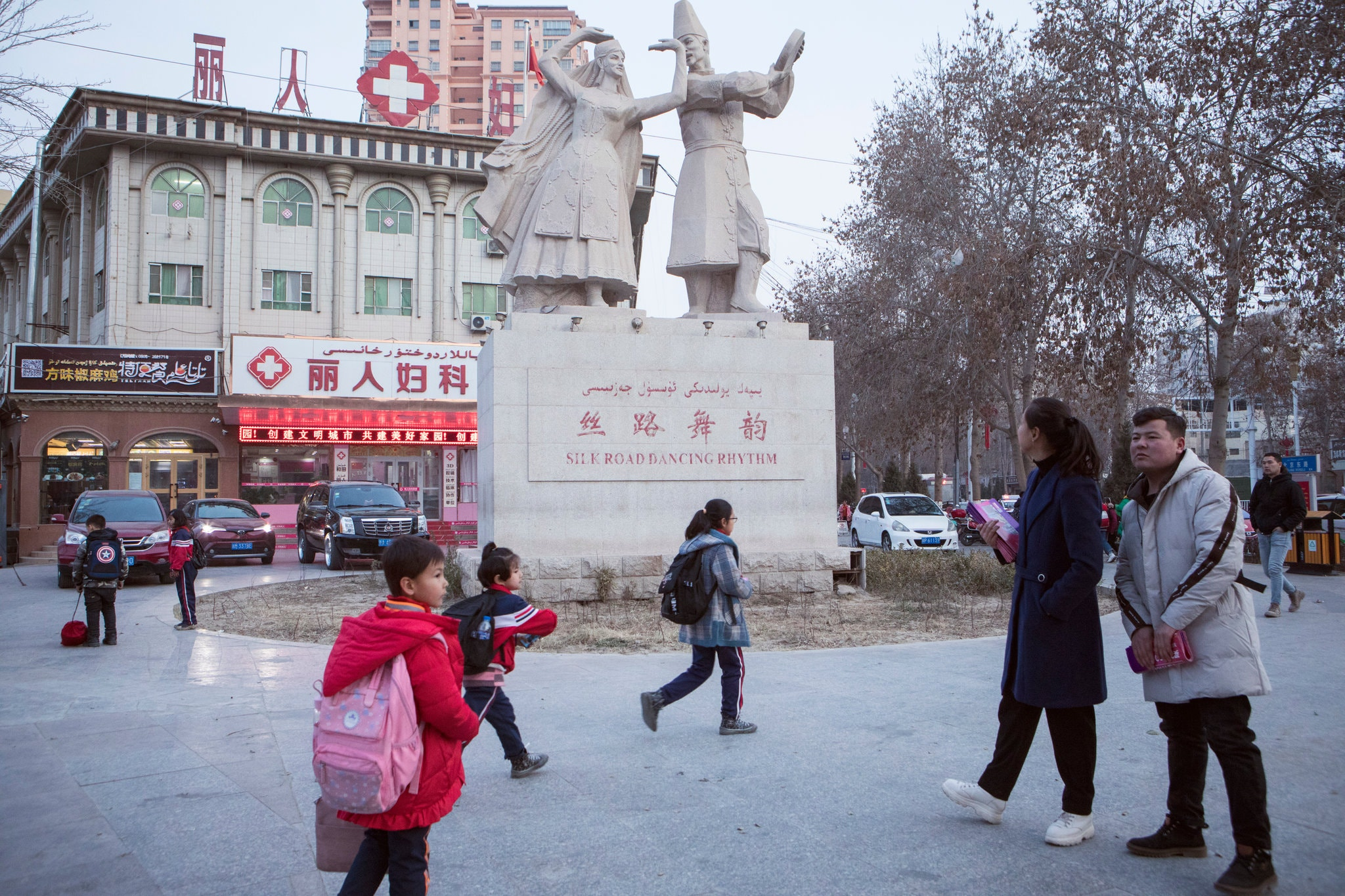 In China's Crackdown on Muslims, Children Have Not Been Spared