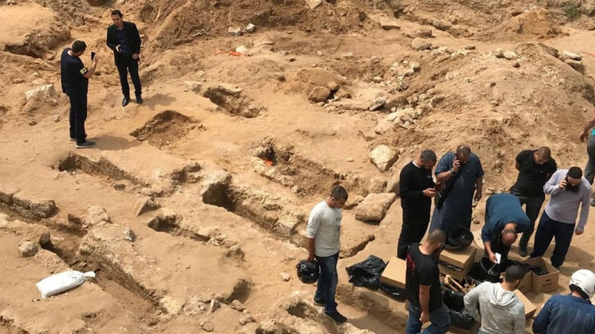 Israeli Court Rules Homeless Shelter, Mall Can Be Built Over Muslim Cemetery