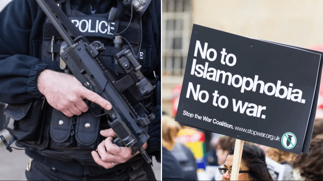 Terror Police Recall Guidance Listing 'Standard Muslim Beliefs' as Signs of Extremism