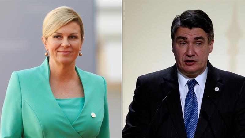 Nationalism Tops Agenda for Croatia Presidential Hopefuls: Report