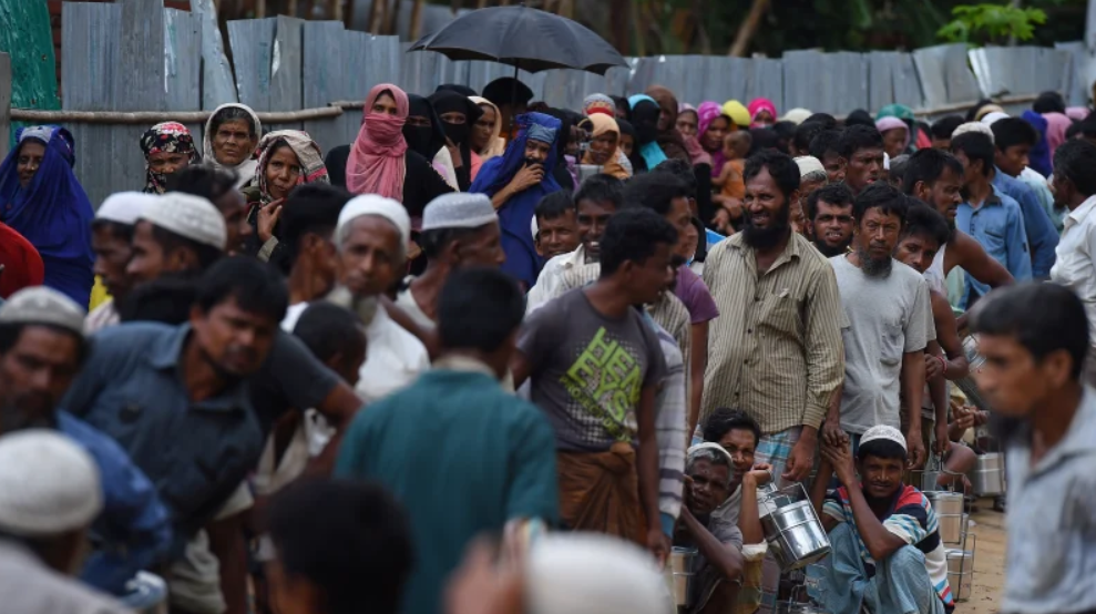 Thailand asks Malaysia to help Find Dozens of Rohingya Escapees