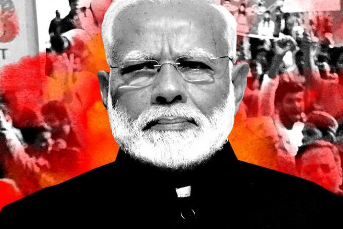 Modi is Resurrecting the Most Horrifying Episode of His Career to Crush Dissent