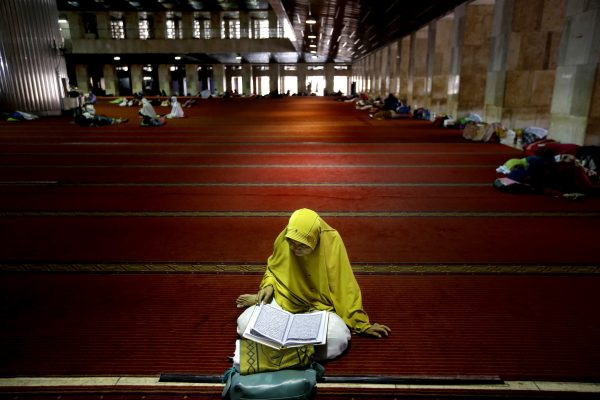 The Changing Face of Indonesian Islam