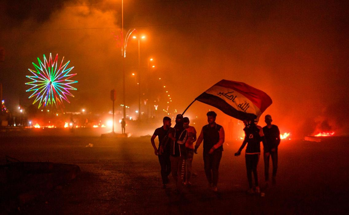 Iraqis Threaten to Escalate Protests as Death Toll Approaches 500