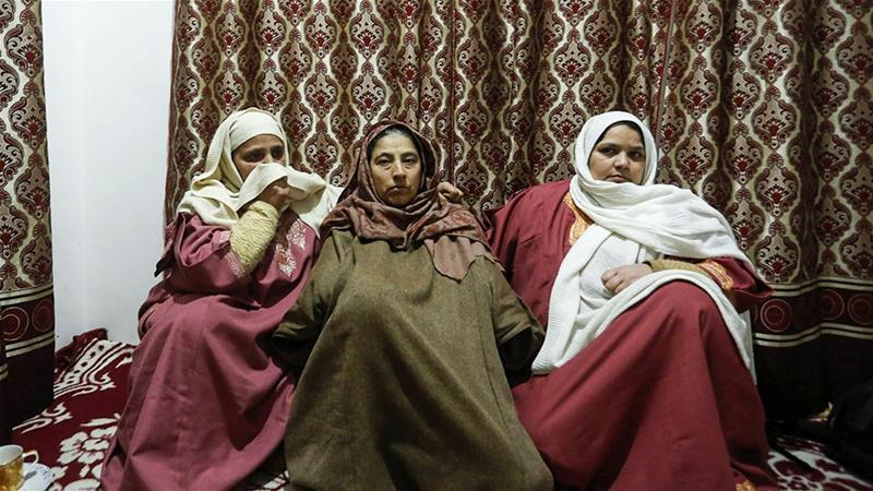 In Kashmir, a Family's Harrowing Quest to Prove Their Son's Death