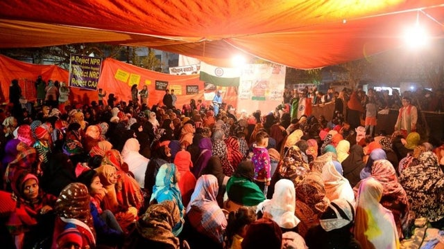 Protesting Women in India are Uniting Muslims, Hindus and Religious Minorities