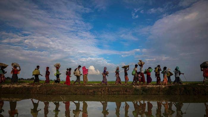 Myanmar Must End 'Genocide' Campaign Against Rohingya Muslims, ICJ Rules