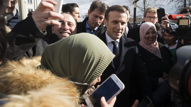 Ahead of Mayoral Vote, Macron Vows to Tackle 'Political Islam'