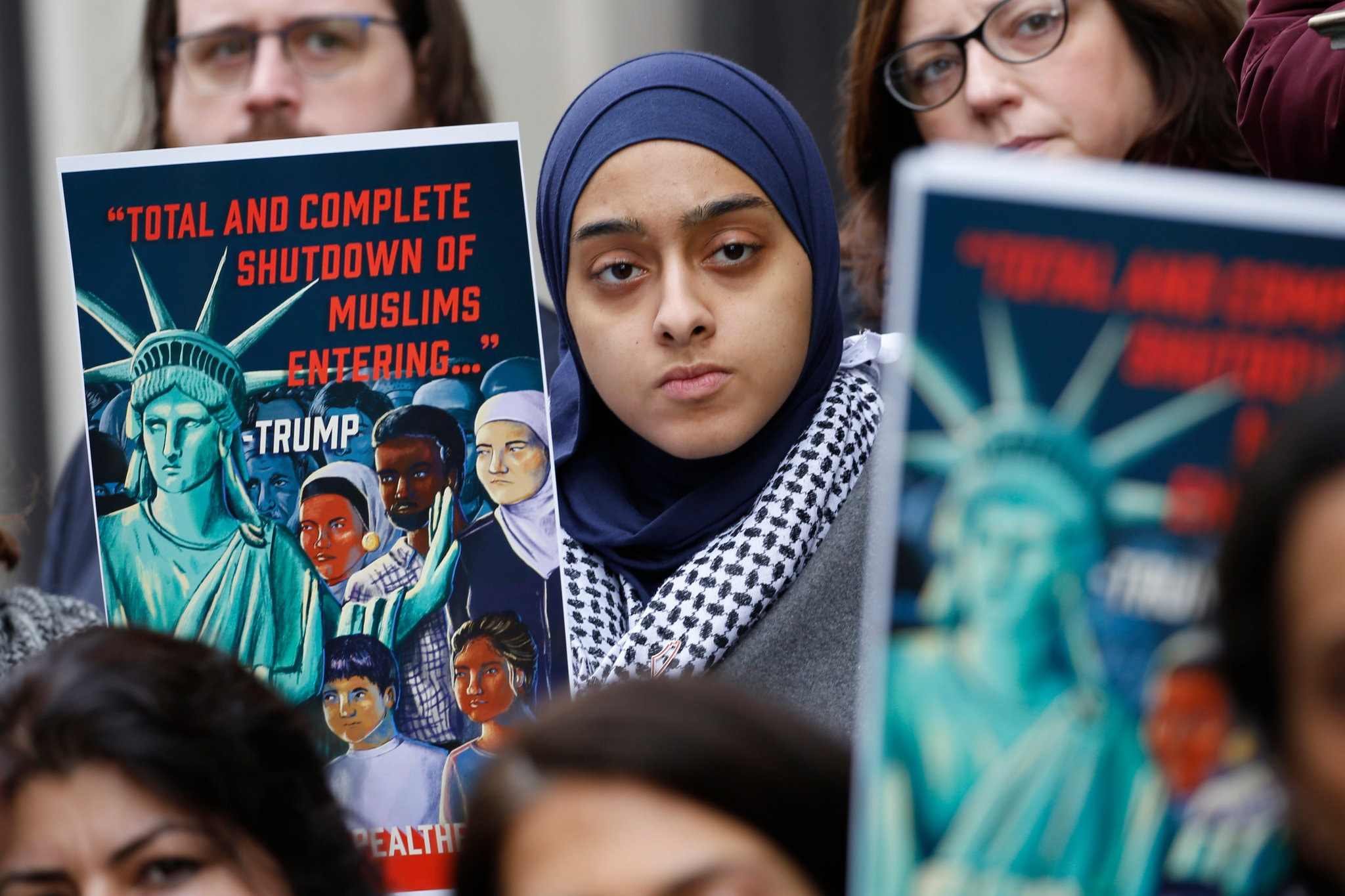 The Racism at the Heart of Trump's 'Travel Ban'