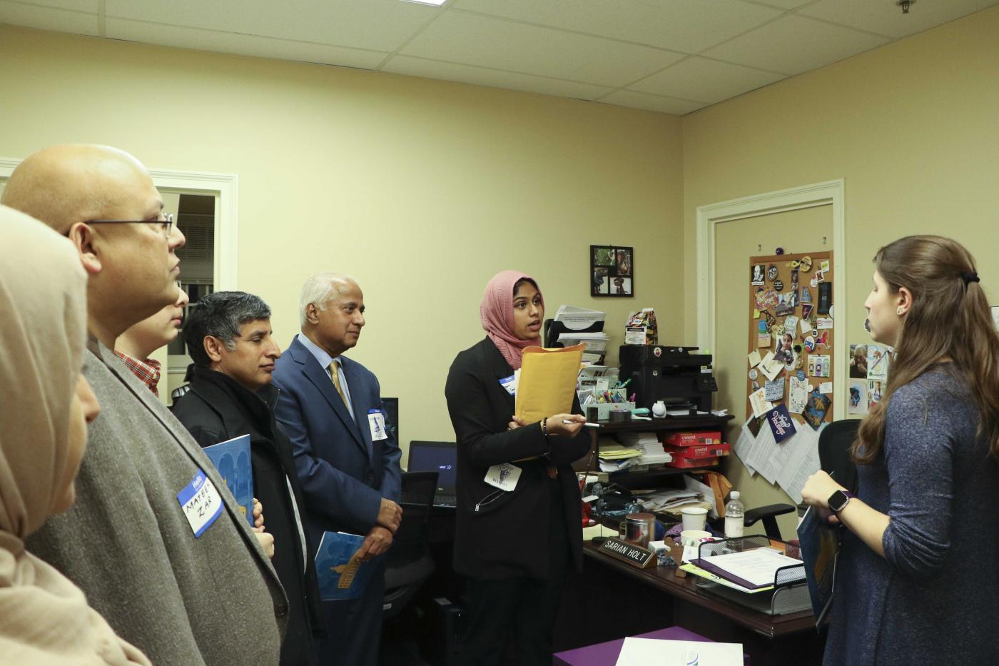 'We Want Our Voices Heard': Muslims in Maryland Showcase Power of Door-To-Door Lobbying