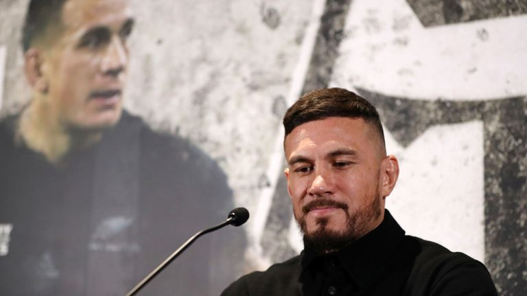 Sonny Bill Williams Condemns China Over Uighur Muslim Treatment
