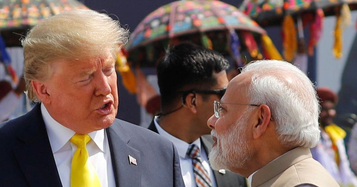 'Anti-Muslim Sentiment Permeates Policies of Both India and Us,' Says Amnesty as Trump Meets Modi