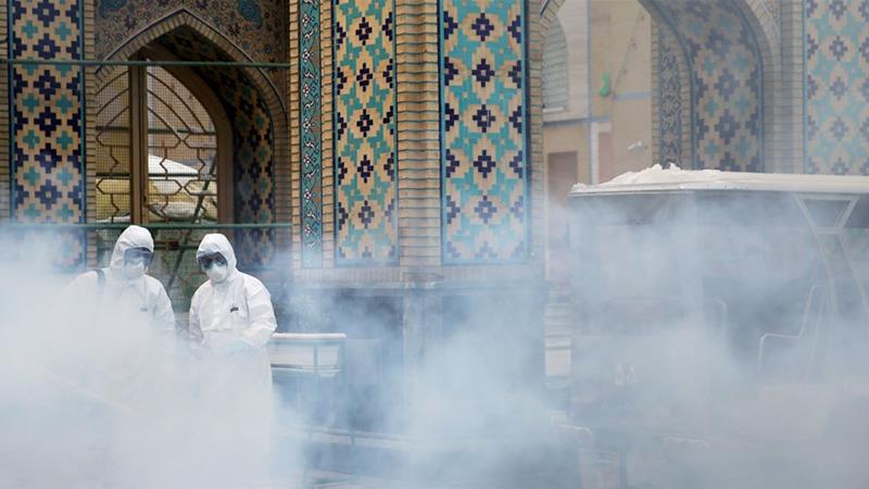 Coronavirus Is Changing the Way Muslims Worship Across the World