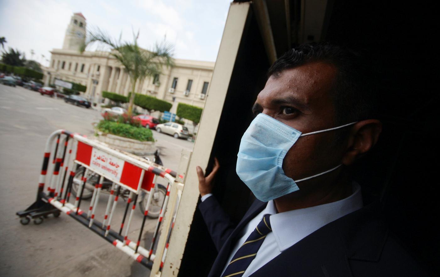 Denial, Fear and Dictatorship: Egypt's Coronavirus Disaster