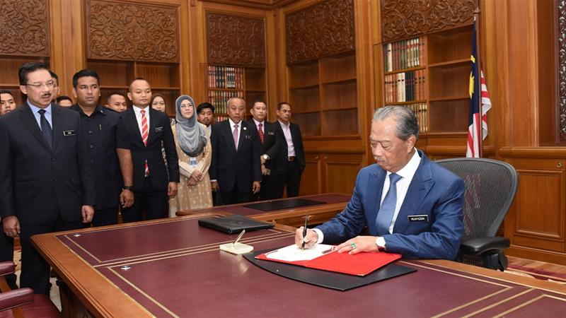 Malaysia's New Prime Minister Delays Parliament by Two Months
