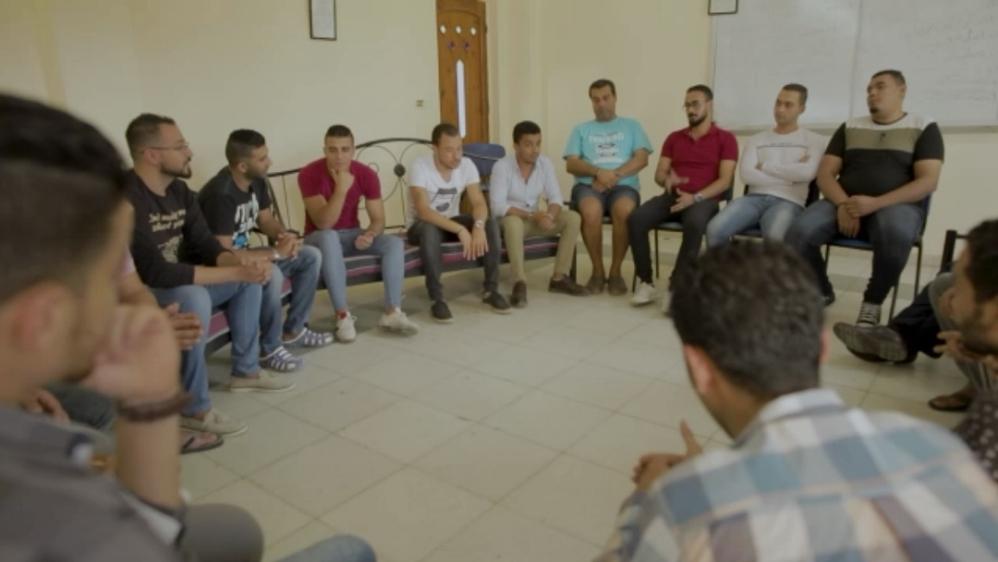 Rehab Egypt: Edge of Addiction