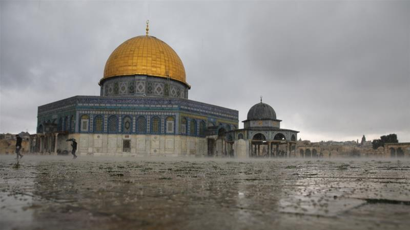 Jerusalem's Al-Aqsa Mosque Shut as Precaution Against Coronavirus