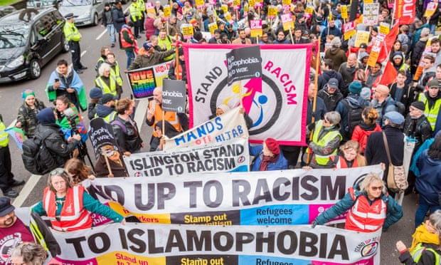 Islamophobia and Racism Aren't Restricted to a Few Tories and Far-Right Thugs