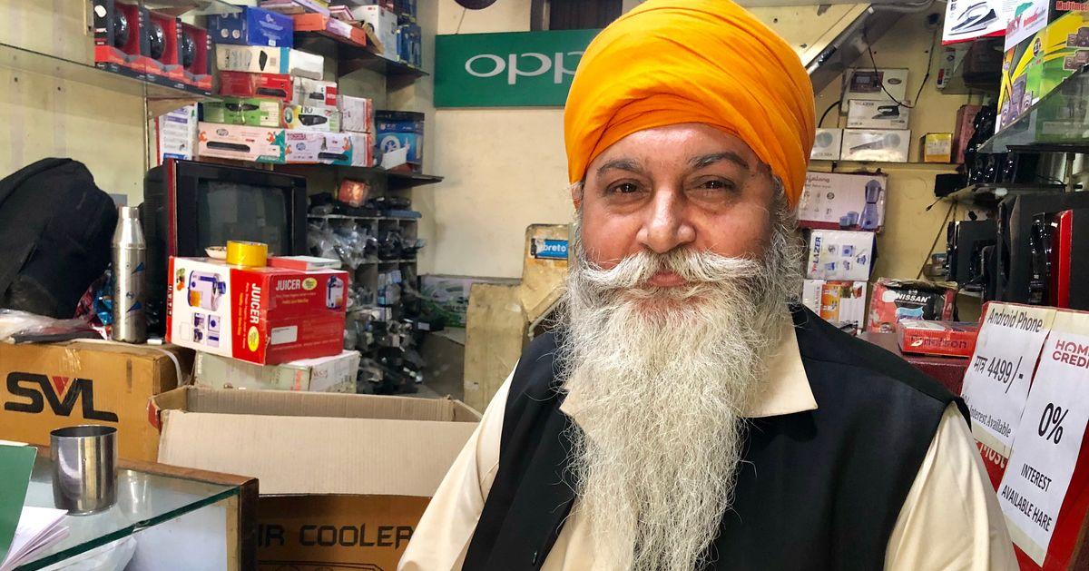 New Delhi Riots: Sikh Man Helps Rescue Dozens of Muslim Neighbours