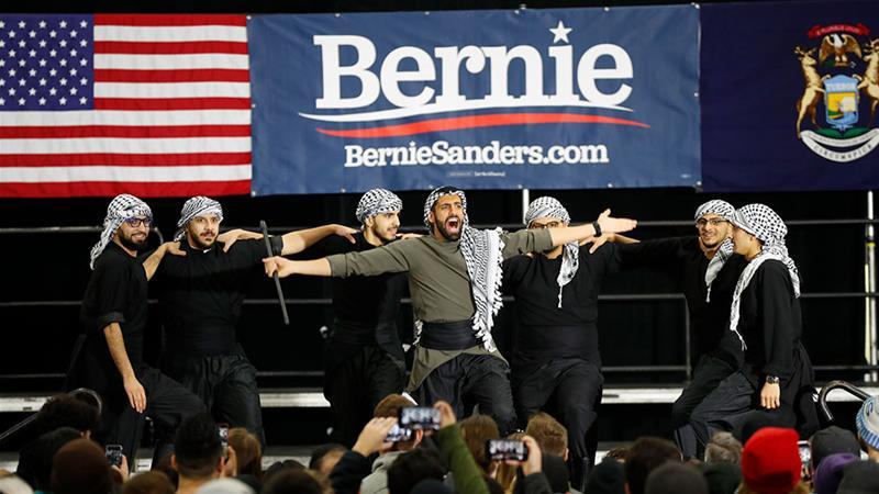 'Big Tuesday' Primary: Michigan Muslims Rally Around Sanders