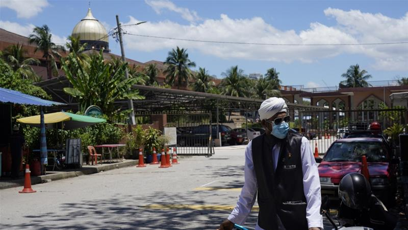 Made in Malaysia: How Mosque Event Spread Virus to SE Asia