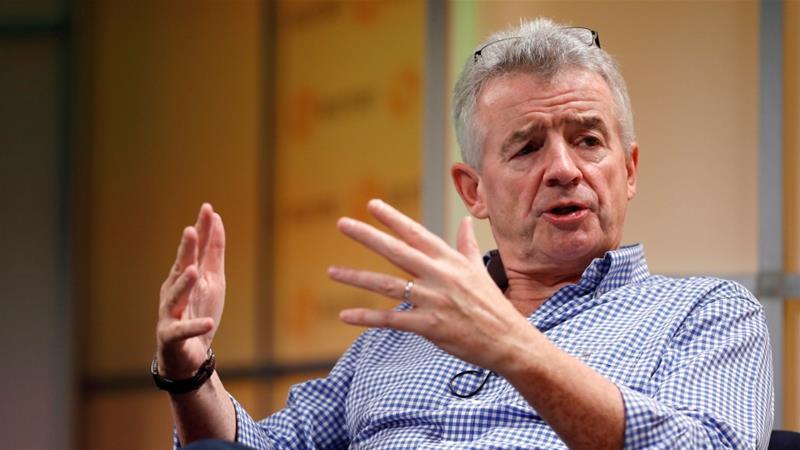 Ryanair Boss Calls for Extra Checks on Muslim Men at Airports