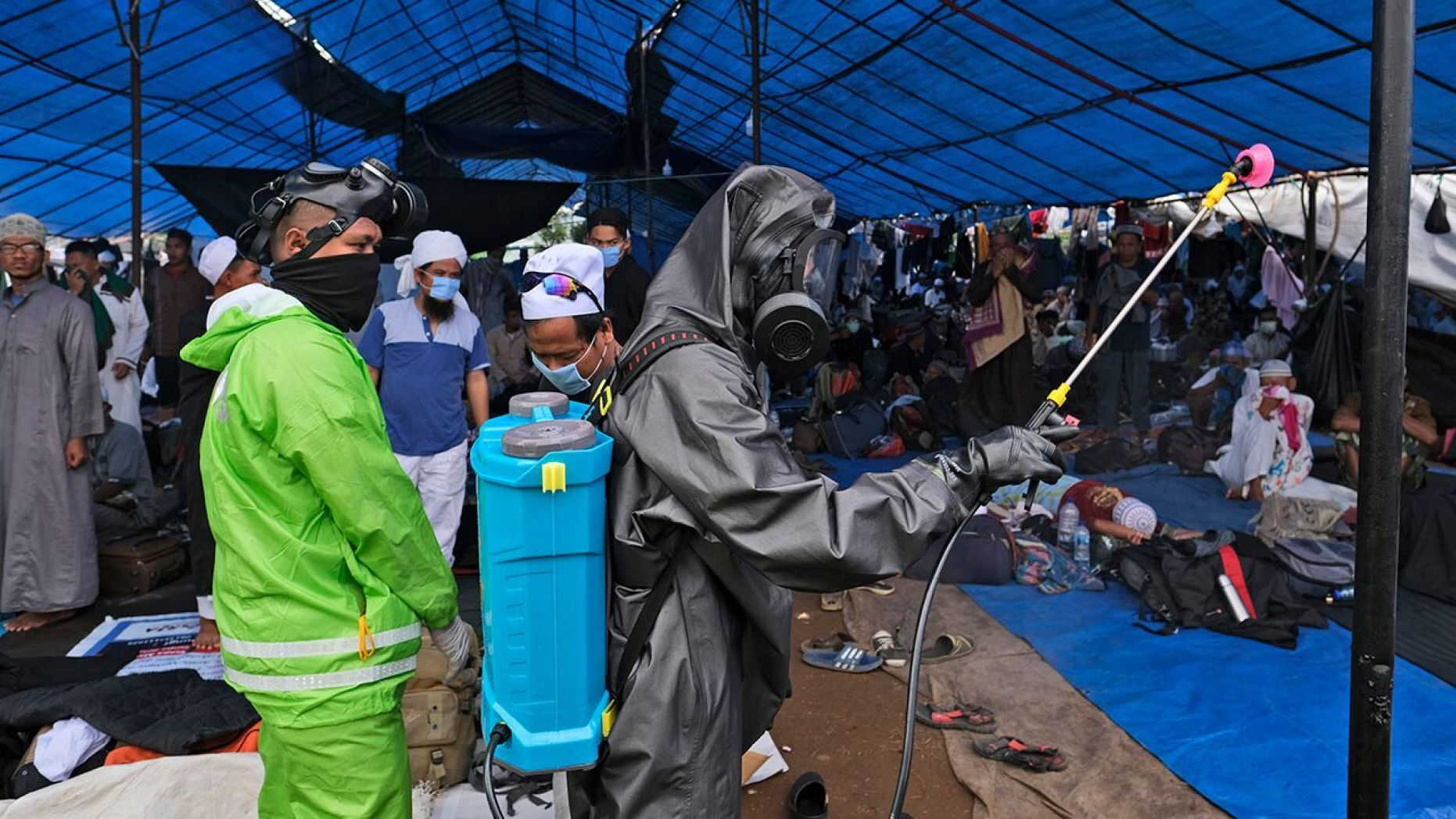 Around 10,000 Muslims, Christians Gather for Events in Indonesia During Coronavirus Outbreak