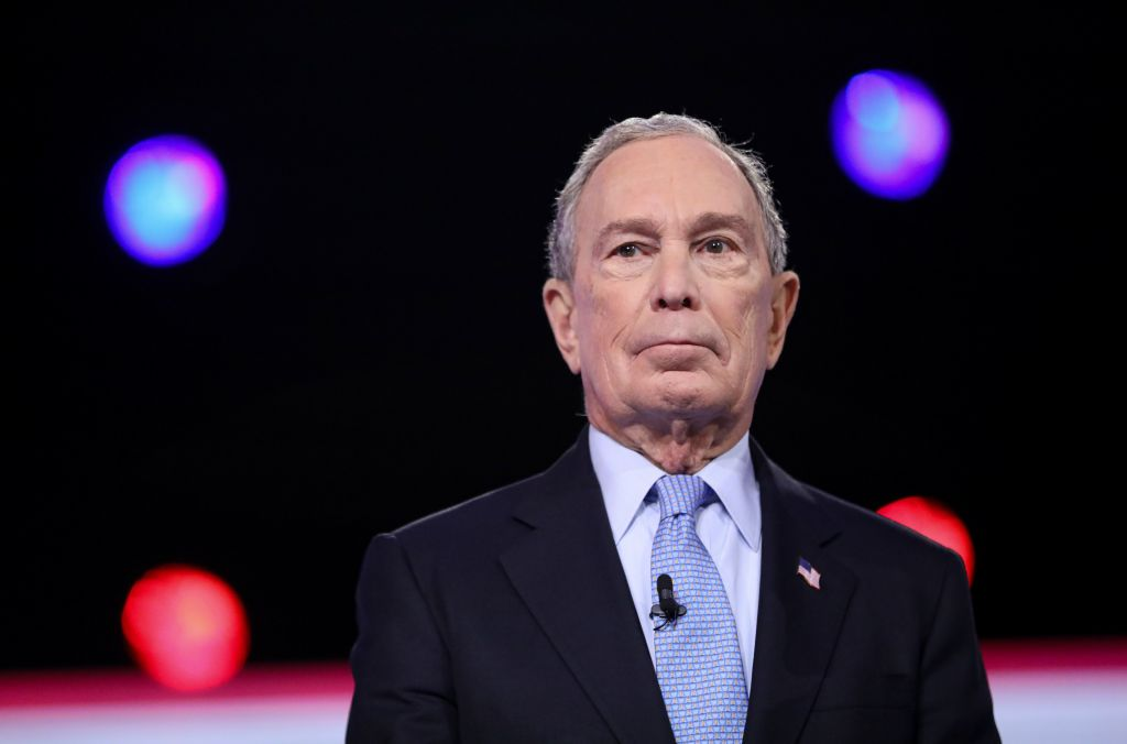 Michael Bloomberg Has a Long History of Islamophobia